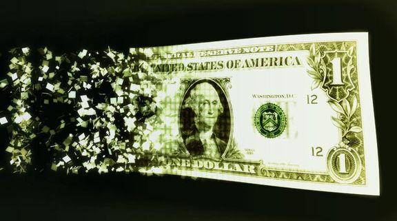 کاهش محسوس تمایل روس ها به خرید دلار