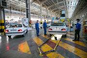 رشد 18 درصدی تولید تجمعی خودرو در چهار ماهه اول سال