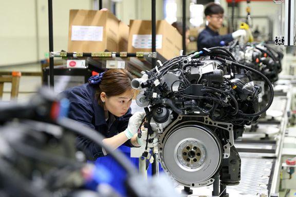کاهش شدید تولیدات صنعتی چین / رشد شاخص خرده فروشی چین به پایینترین حد در 16 سال اخیر رسید