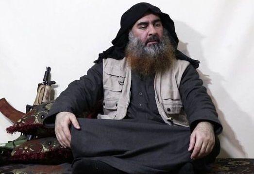 ابوبکر البغدادی در لیبی به سر میبرد