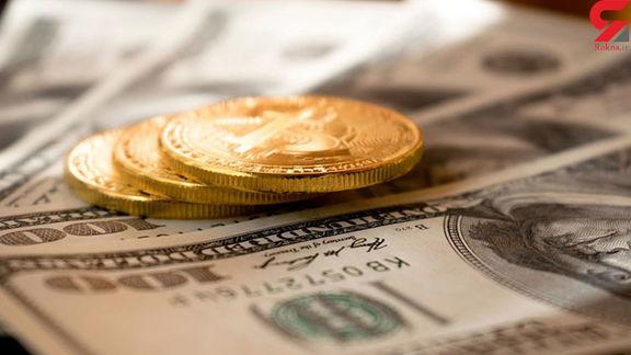 کاهش قیمت سکه تا محدوده 12 میلیون و 100 هزار تومان / هر دلار 26 هزار و 200 تومان