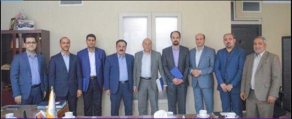 مدیر امور شعب تهران و مدیر امور استان های بانک ایران زمین معرفی شدند