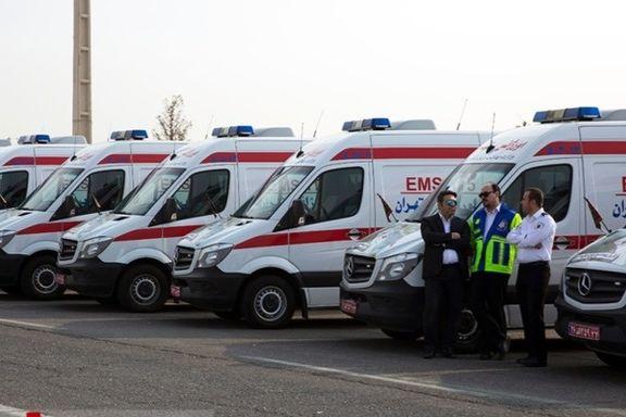 تیمهای اورژانس هرمزگان به حالت آماه باش درآمدند