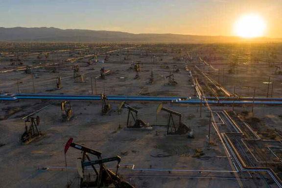 قیمت هر بشکه نفت برنت به 46 دلار رسید و رکورد دو ماه اخیر را زد
