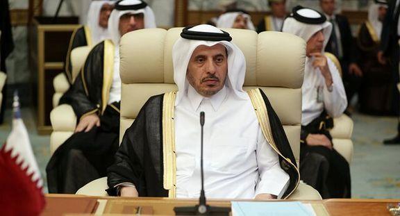 مقام ارشد ابوظبی پیشنهاد حل مشکل فلسطین را به آمریکا داد