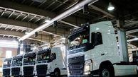 موافقت سازمان محیط زیست با واردات کامیون های دست دوم