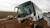 اتوبوس زائران کوهدشتی در لرستان واژگون شد/ 38 کشته و زخمی برجای گذاشت