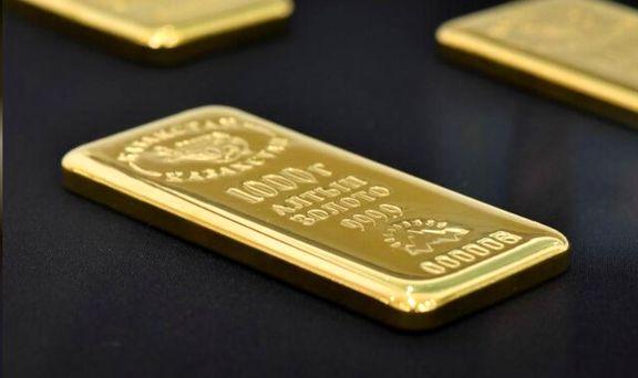 قیمت طلا با صعود کمی همراه شد/هر انس طلا 1733 دلار و 90 سنت