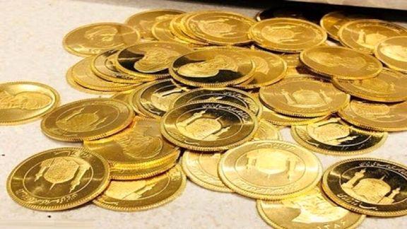 قیمت سکه به ۱۰ میلیون و ۶۰۰ هزار تومان رسید