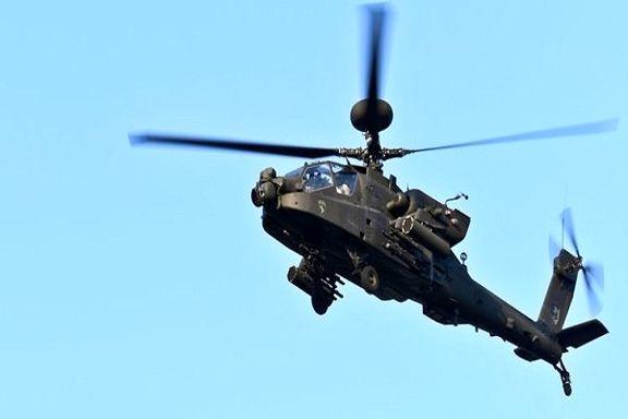 امارات ۹ فروند بالگرد تهاجمی آپاچی از آمریکا می خرد