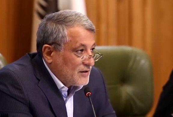 محسن هاشمی دوباره رئیس شورای شهر تهران شد