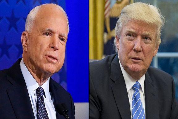 حمله ترامپ به سناتورِ مرده!