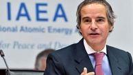 گروسی: مذاکرات برجام در چند ماه آینده پیچیده خواهد شد