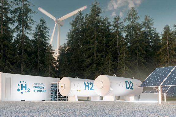 تولیدکنندگان نفت منطقه خلیج فارس به دنبال صادرات هیدروژن