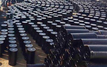 دادوستد ۷۳ هزار تن وکیوم باتوم و ۳۸ هزار تن لوب کات در بورس کالا