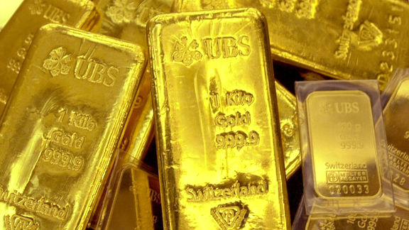 کاهش قیمت طلا در مرز 1500 دلاری
