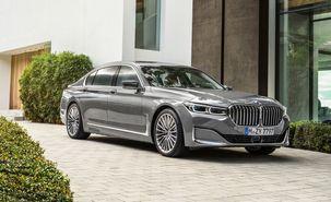 نسل جدید BMW سری 7 رونمایی شد / ابعاد بزرگ و مورد انتقاد کارشناسان خودرو