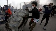 آمریکا از اعتراضات عراق عصبانی شد