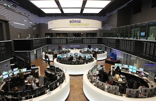 رشد اندک بازارهای سهام اروپا در نتیجه آغاز مذاکرات آمریکا و چین