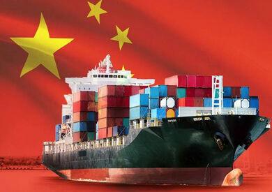 حجم تجارت خارجی چین به بالاترین سطح تاریخ رسید