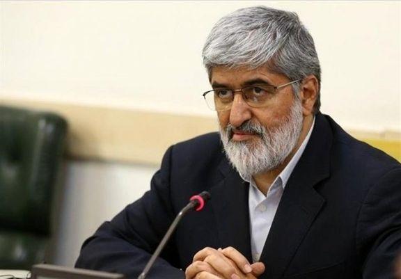 علی مطهری به تجمع دانشگاه تهران واکنش نشان داد
