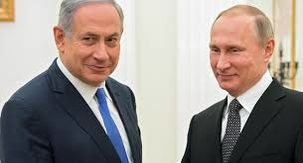 دیدار نتانیاهو و پوتین در هفته جاری