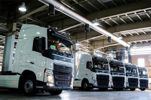 افزایش 14.5 درصدی تولید خودروی سنگین در سال 98 نسبت به سال قبل