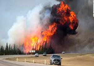 7 کودک کانادایی بر اثر آتشسوزی کشته شدند