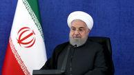 روحانی: شرایط اقتصادی ایران از آلمان هم بهتر است/کادر درمان در کشور فداکاری کردند