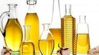 قیمت انواع  روغن مایع خوراکی در بازار