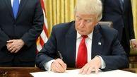 تحریمهای جدید ترامپ به بهانه ساقط کردن پهپاد علیه ایران اعمال شد / ظریف در لیست تحریمهای جدید