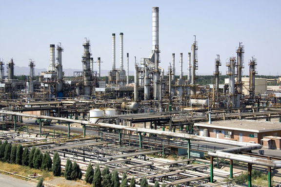 تعمیرات اساسی پالایشگاه تهران آغاز شد