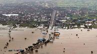قربانیان سیل در هندوستان به 244 نفر رسید / دولت هشدار وقوع سیل جدید را صادر کرد