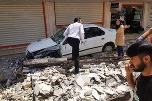مصدومان زلزله خوزستان به بیش از 60 نفر رسید