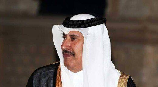 بن جاسم ائتلاف عربستان و امارات را مسخره کرد