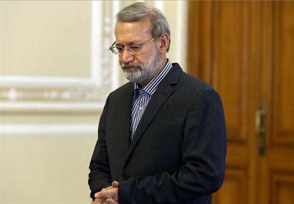 علی لاریجانی به طور مستقیم به موضوع روند کنترل کرونا در کادر درمان ورود کرد