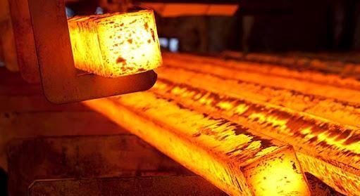 صادرات فولاد در هند رکورد زد
