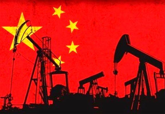 رکورد بیسابقه پالایش نفت چین در ماه ژوئن