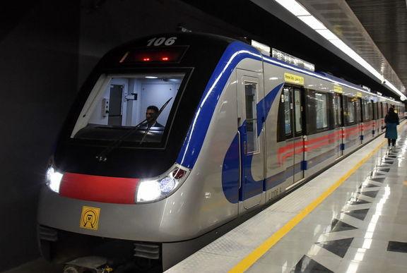 یارانه بلیت مترو فردا به حساب شرکت بهره برداری مترو واریز می گردد