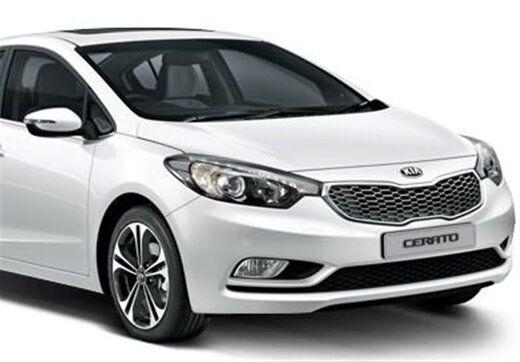 آخرین قیمت خودروها در 20 مهر/  سراتو ۷ میلیون تومان  افزایش یافت
