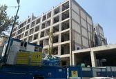 چرا پروژه برج سعادت آباد خراب نشد؟