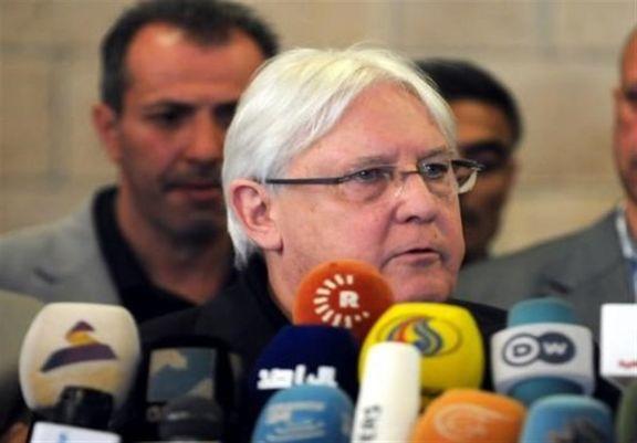 نماینده سازمان ملل باسخنگوی جنبش انصارالله یمن دیدار کرد