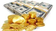 هر دلار آمریکا 21 هزار و 850 تومان/هر گرم طلا 926 هزار تومان
