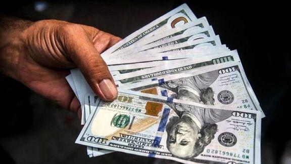 روند صعودی نرخ ارز در بازار؛ دلار ۲۷ هزار و ۵۸۰ تومان است