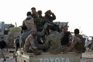 ابتکار عبدالفتاح السیسی برای برقراری آتشبس در لیبی
