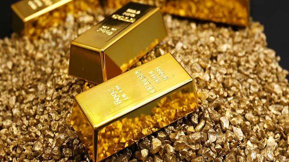 رشد یکدرصدی قیمت جهانی طلا در معاملات پایان هفته