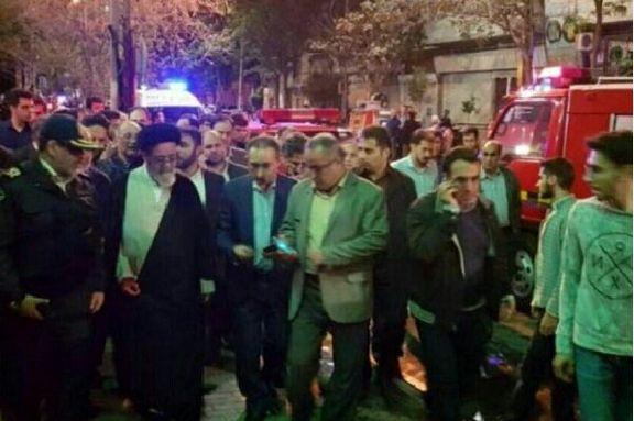 دلیل سوختن بازار تبریز همچنان در هاله ای از ابهام