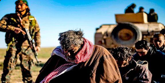 الحشد الشعبی «امیر» داعش را از پای درآورند