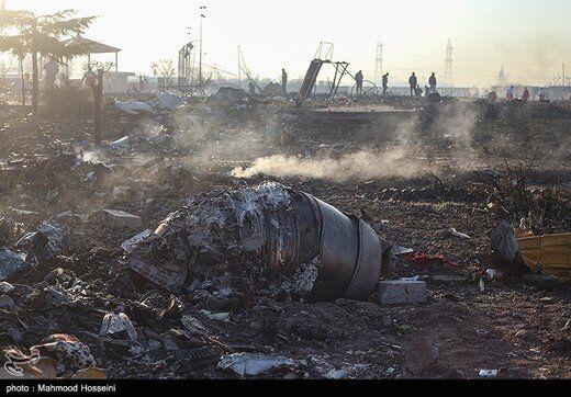 مقامهای آمریکایی: شواهد درباره اصابت موشک به هواپیمای اوکراینی در دست نیست