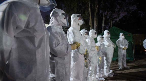 افزایش شمار ابتلا به ویروس کرونا در اسرائیل به 427 نفر